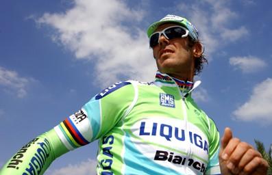 Cycling : Tour of Qatar 2005 CIPOLLINI Mario ( Ita )  Stage 1 : Doha International Grand Prix Etape / Rit