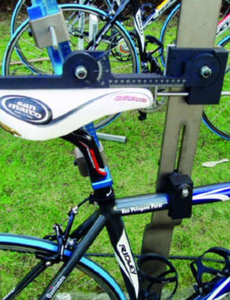 Take time to set your bike up to suit your body and you'll feel the benefits