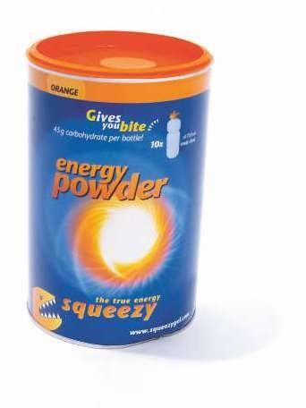 Squeezy Energy Powder