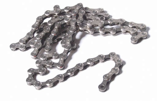 Rotating your chains saves wear and tear