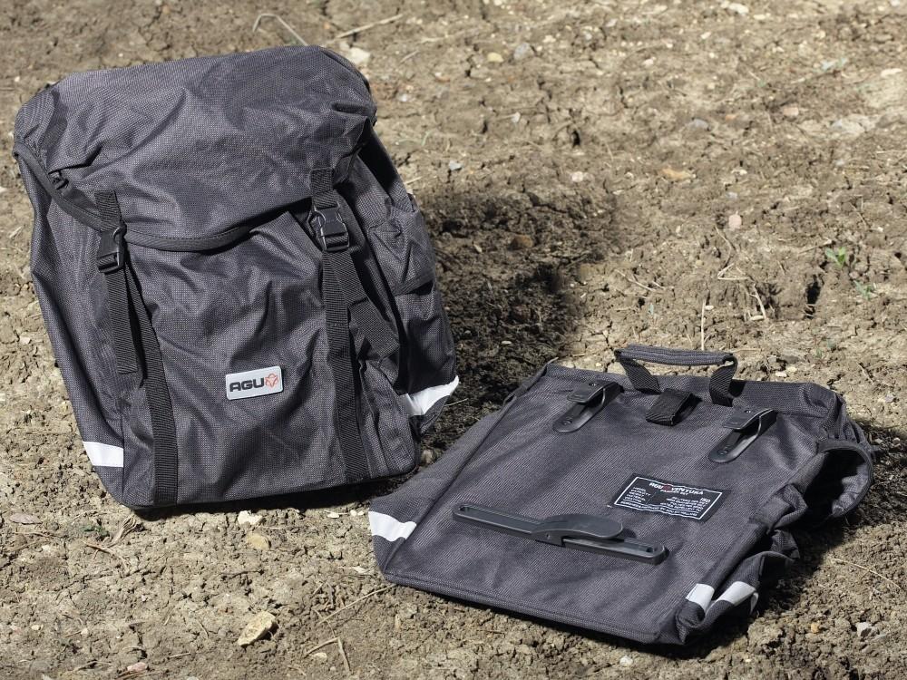 Agu Ventura 150 Rear Pannier bags