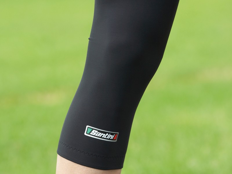 Santini Super Roubaix arm and knee warmers