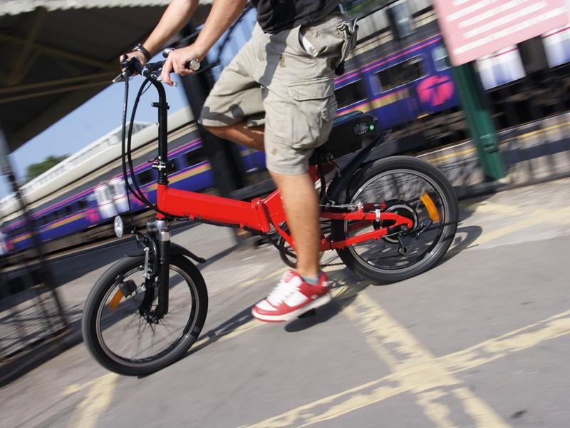 c87016cb511 Sustain Edison electric bike - BikeRadar