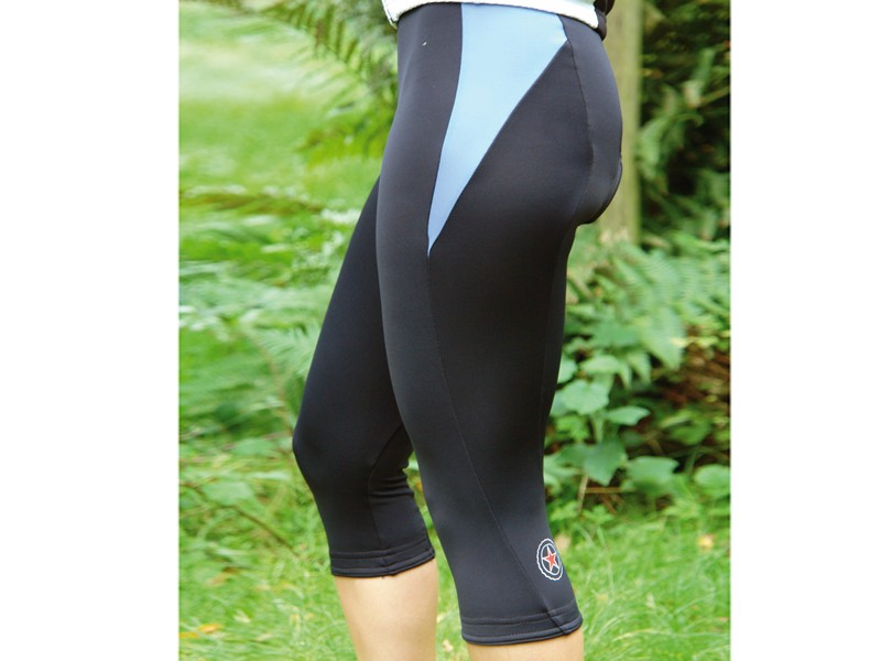 Revolution Glide 3/4 Women's Padded Longs