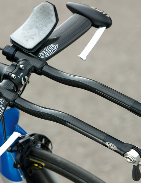 USE Tula TT bars: minimal, but race proven