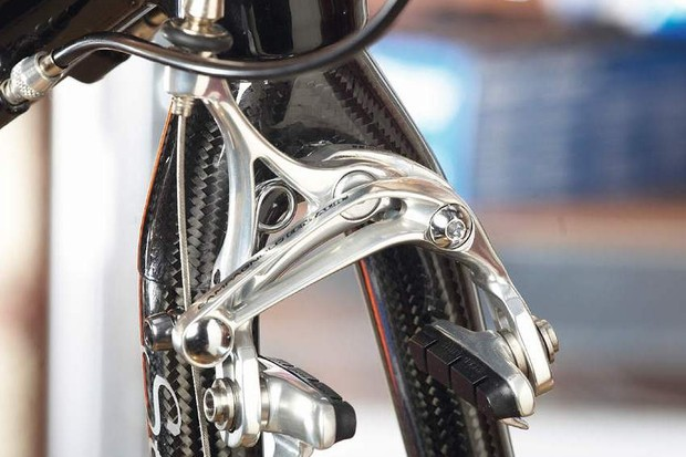 Campagnolo Centaur Skeleton brake callipers