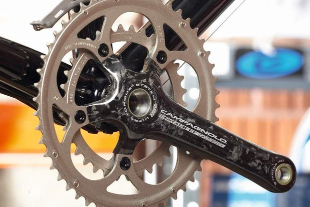 Centaur CT Carbon chainset