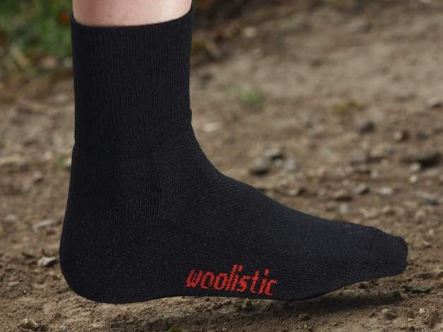 Woolistic Winter All Defense socks
