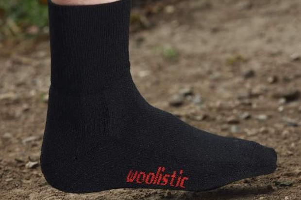 Woolistic Winter All Defense socks
