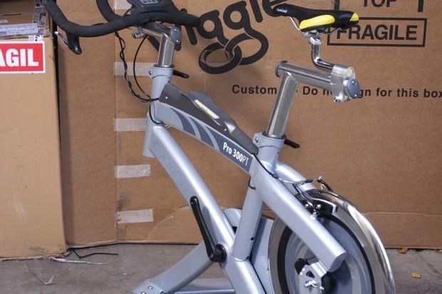 CycleOps Pro 300PT spin cycle - BikeRadar