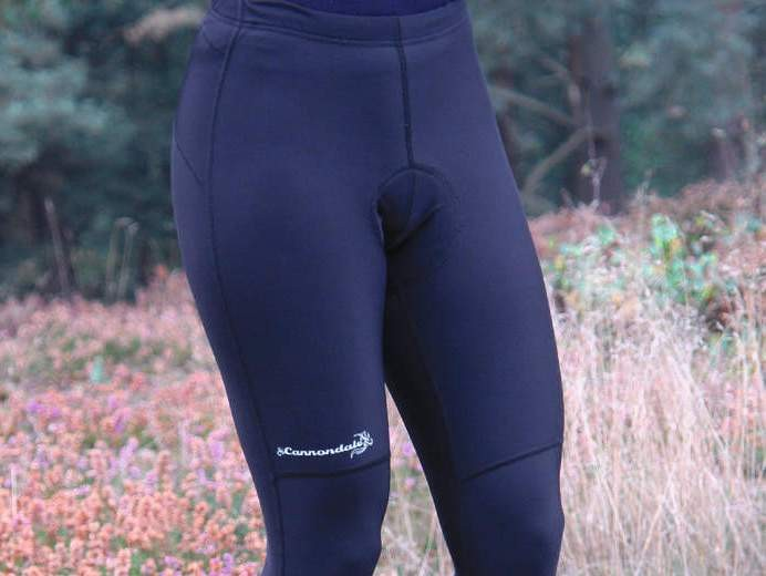 Cannondale Midweight Chamois Tights