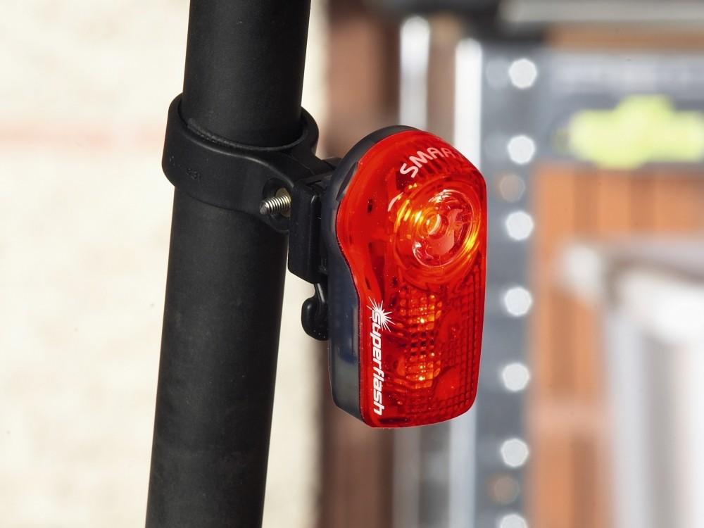 Smart 1/2 Watt LED rear light
