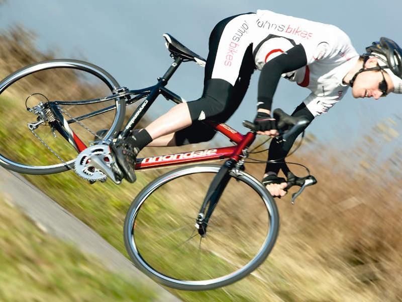 8d231c2b563 Cannondale Synapse Carbon 105 Compact - BikeRadar