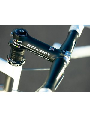 Stylish and simple Ritchey stem