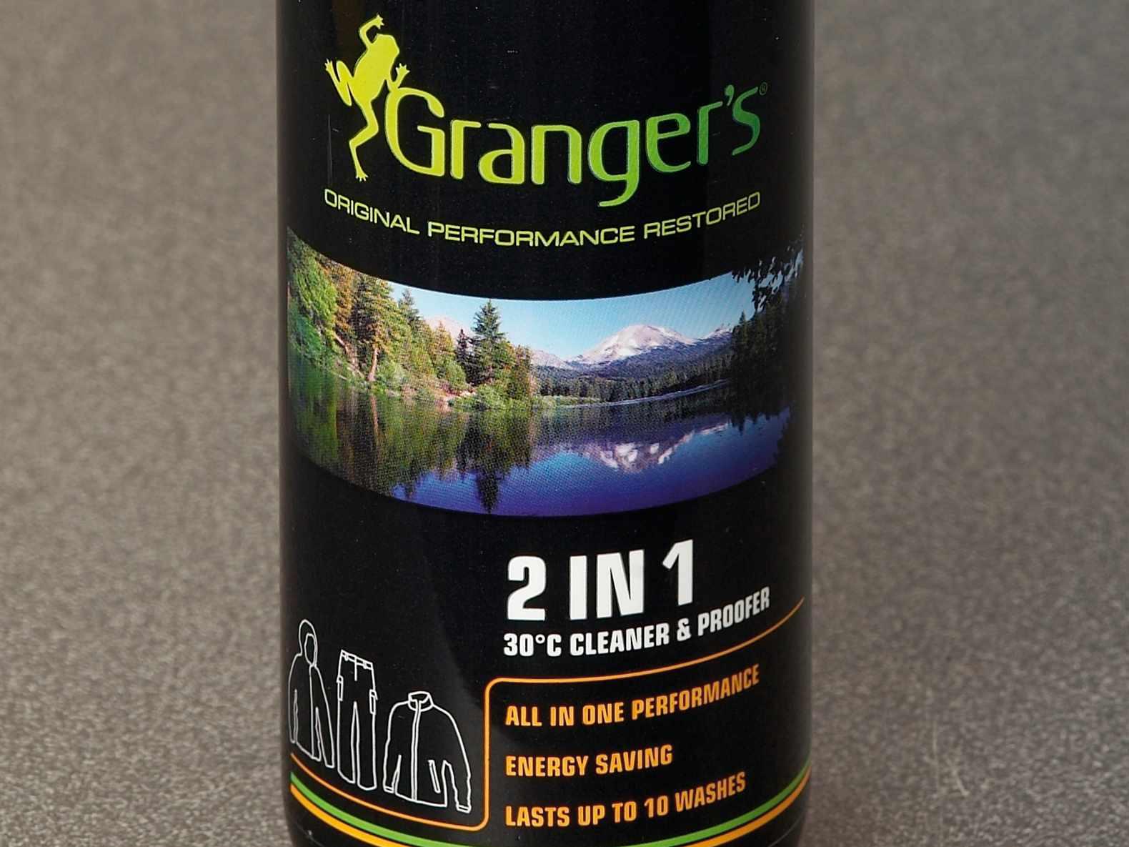 Granger's 2-in-1 Cleaner/Proofer