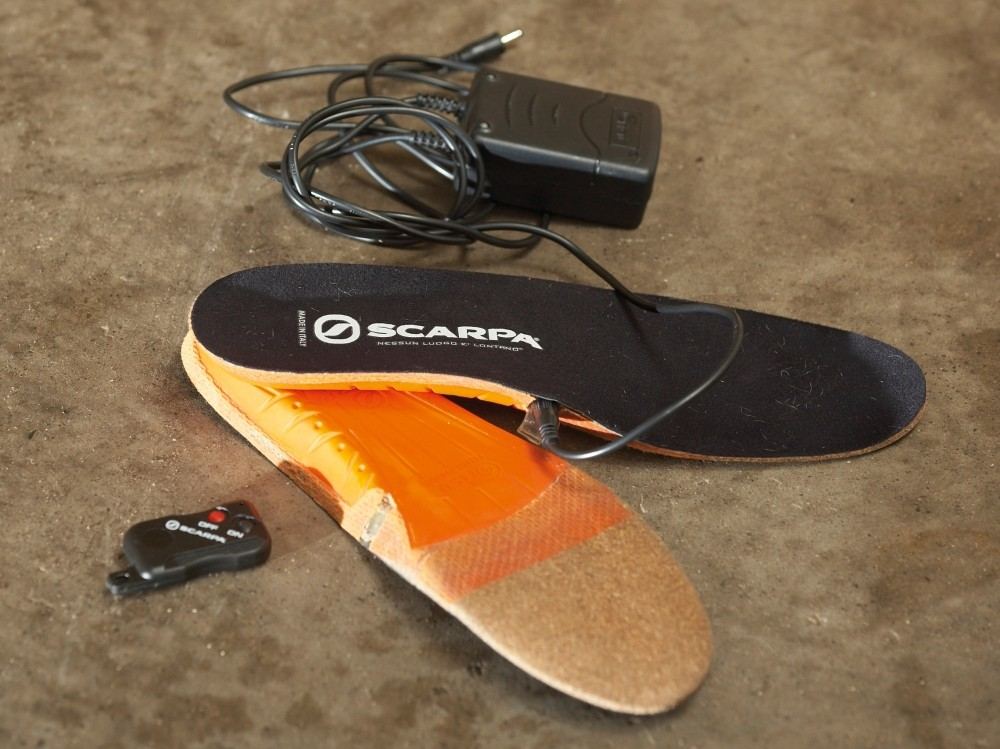 Scarpa Grisu Heating Support Footbed