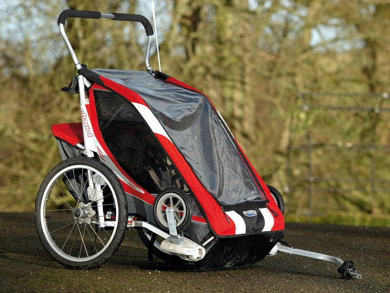 Chariot Cougar II child trailer