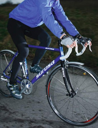 The Surosa Audax: spot on for a bit of mile-eating