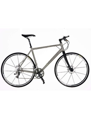 Poised and purposeful, the Boardman Urban Pro ready to go