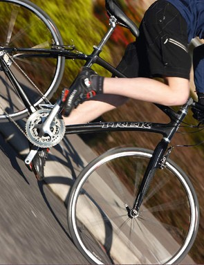 Trek 7.9FX is capable round town, but even better in the country
