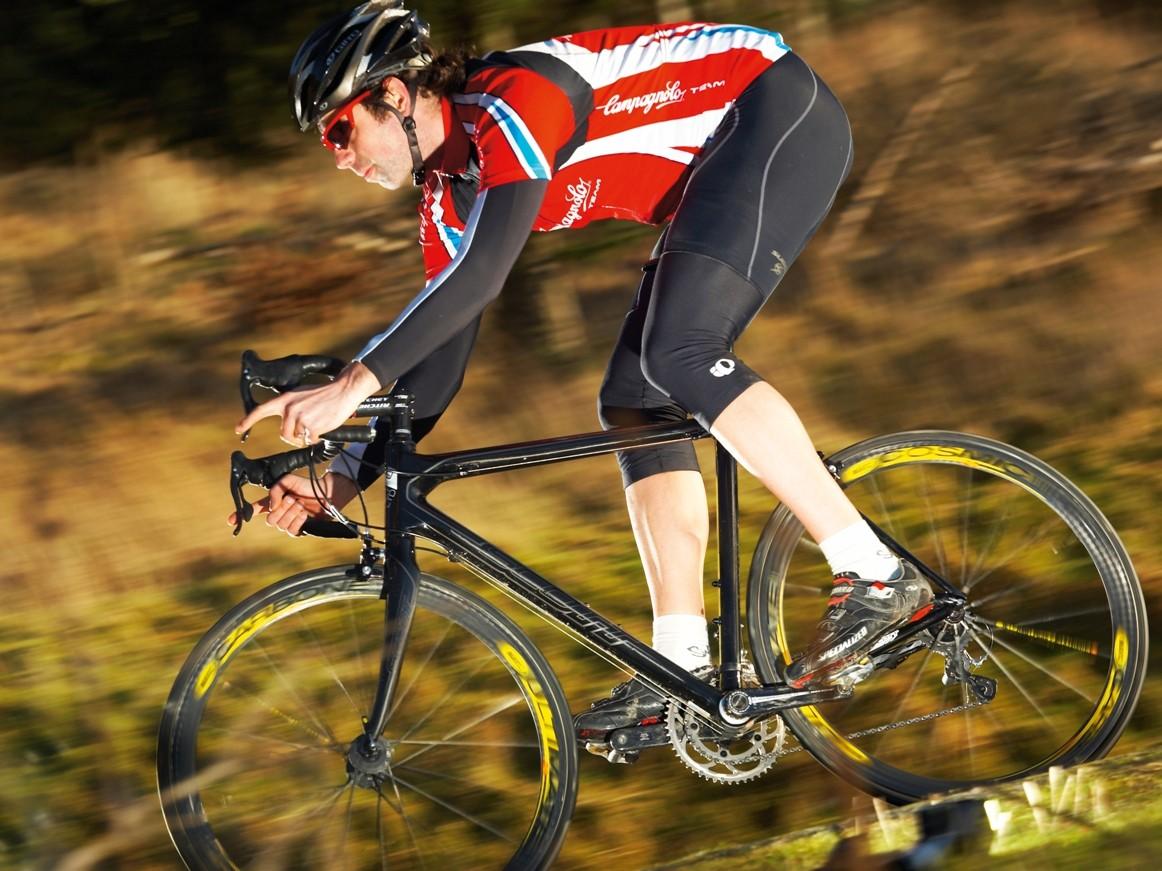 Climbing is its element but the Scott Addict LTD is a sure descender too