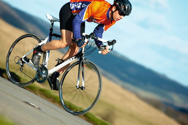 The Giant TCR C3 delivers solid, if slightly 'safe' performance and handling