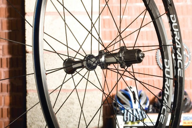 Shimano WH-7850 CL Dura-Ace