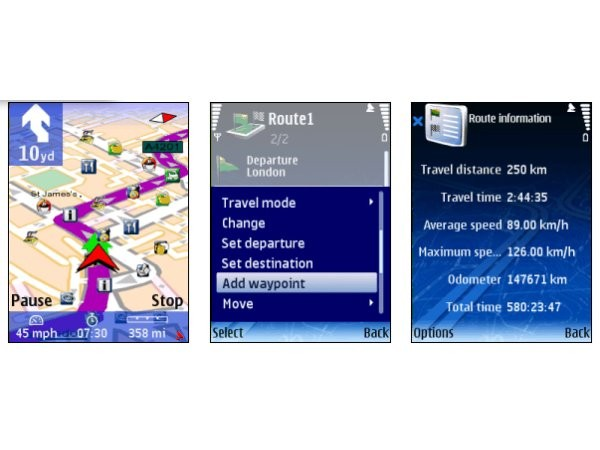 Route 66 Mobile 8 GPS