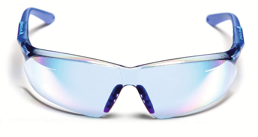 Endura Spectrum Blue Semi-Mirror