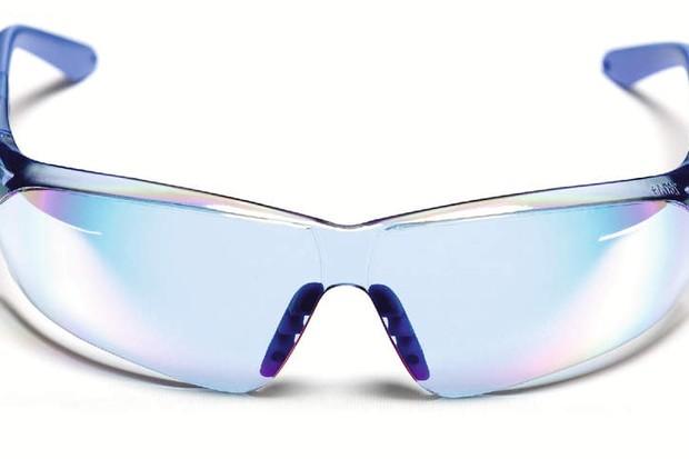 Endura Spectrum Blue Semi-Mirror