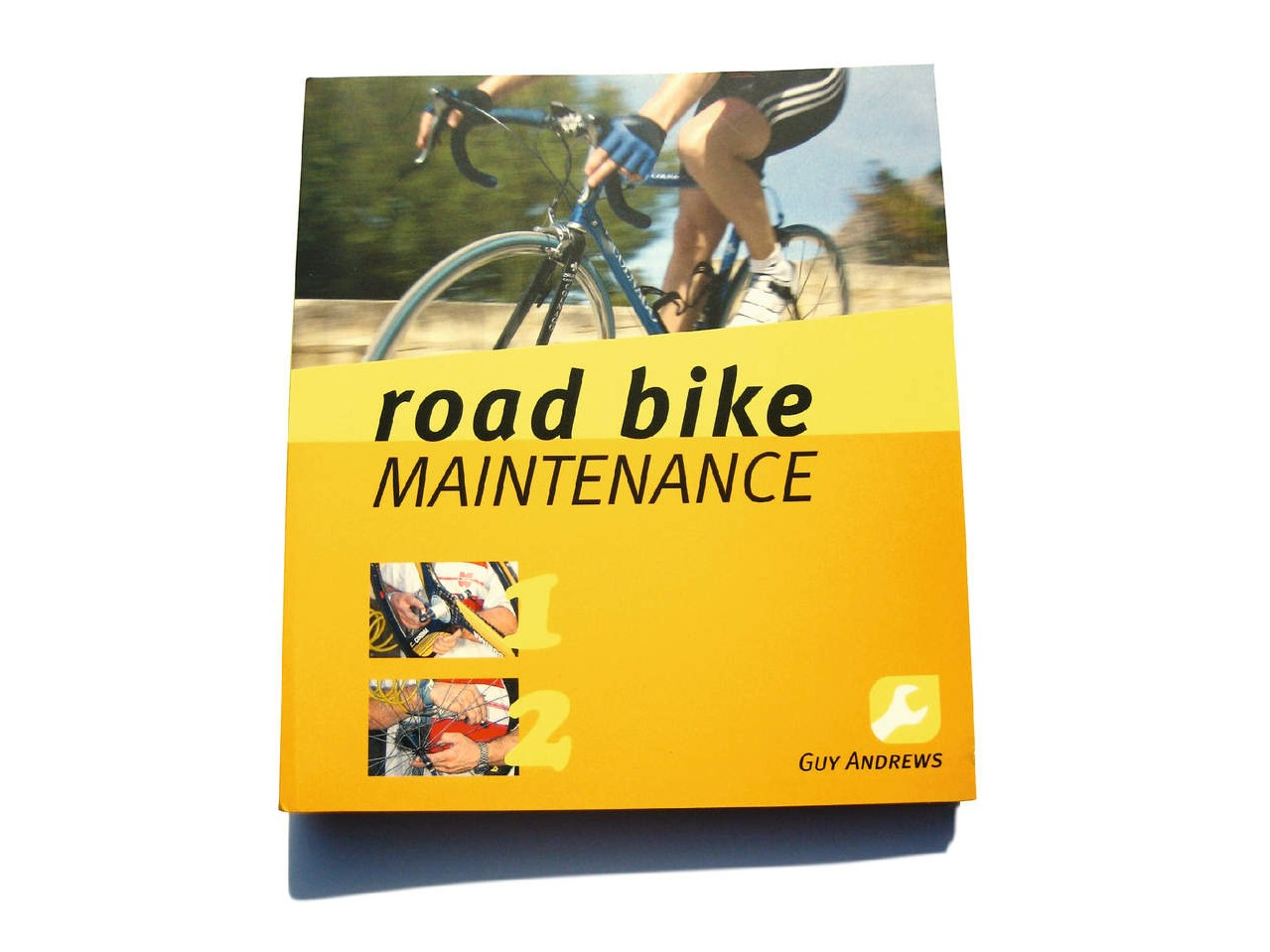 Road Bike Maintenance Book