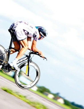Boardman Elite AiR/TT/1 inspires flat-oput efforts and rewards them with pace and confidence