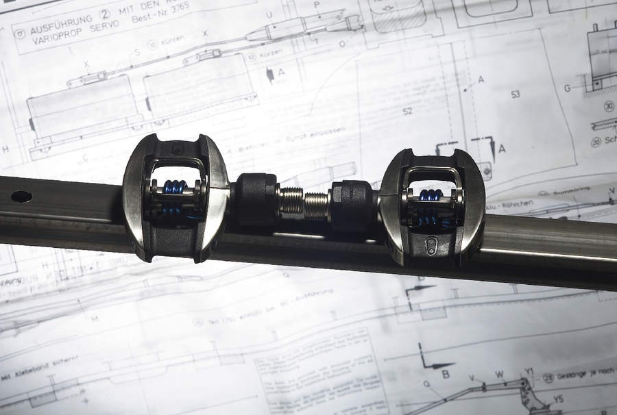 Crank Brothers Quattro SL Pedals