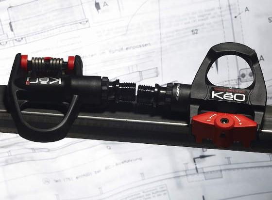 Look Keo Carbon Ti
