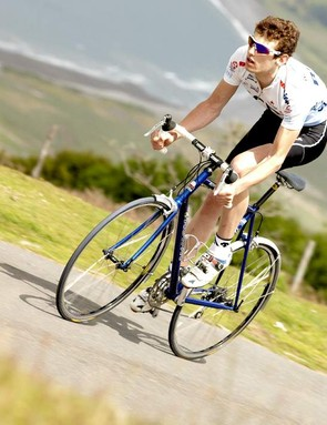 Hewitt's Alpine is designed specifically for audax and sportive rides