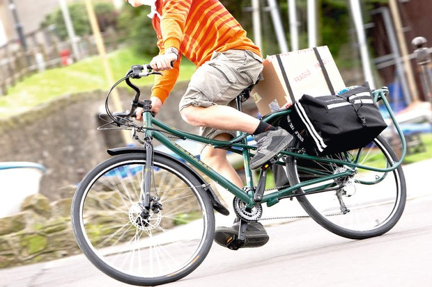 Avoid traffic queues and paying for overpriced fuel by taking the Kona Ute on your shopping trips