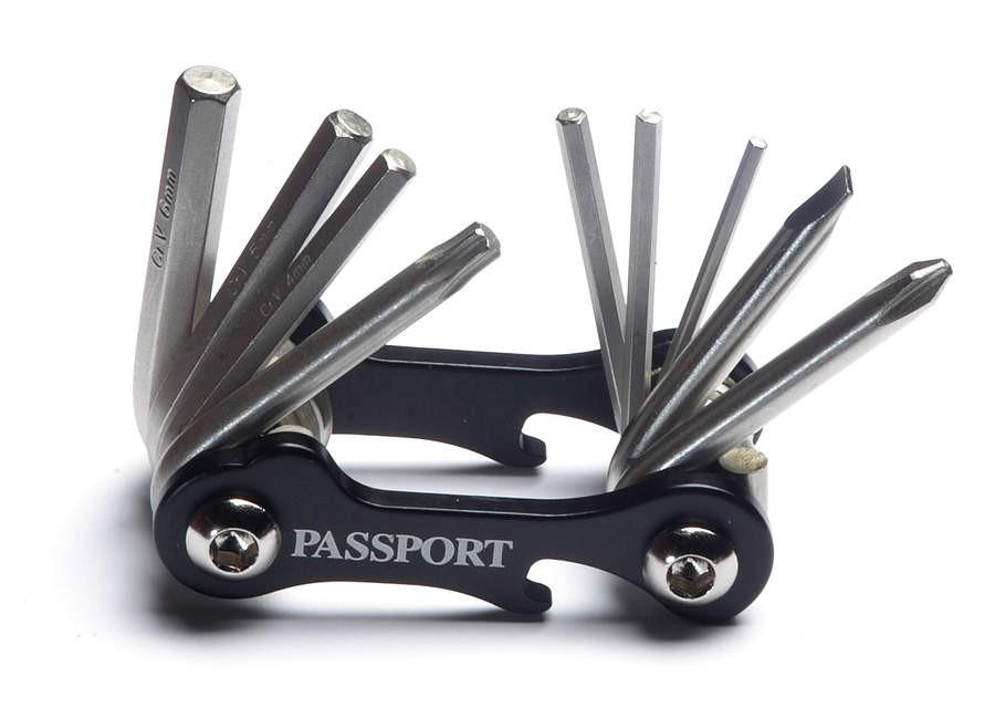 Passport Fastpass Micro Multitool