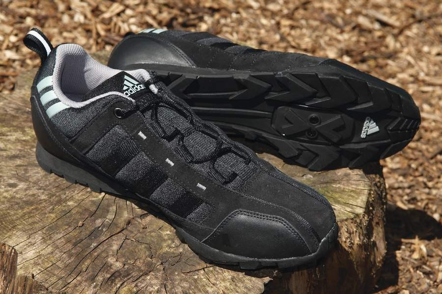 Adidas Minrett Shoes disguised as trainers