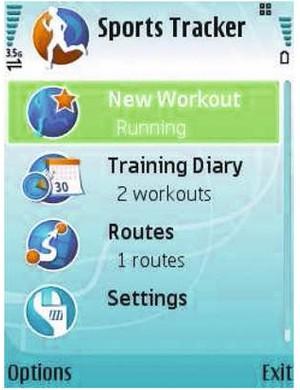 Nokia Sportstracker And Maps
