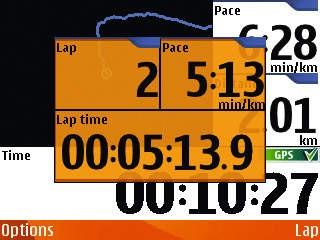 Nokia Sportstracker & maps - BikeRadar