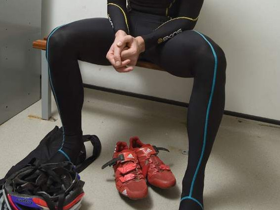 Skins tights aren't cycling specific, but wear them after a hard ride to help speed up recovery