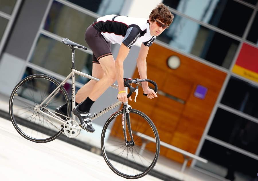 Burls Titanium - BikeRadar