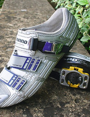 Shimano offers both custom-fit and off-the-peg shoes