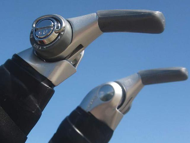 Shimano Ultegra 8-Speed Bar End Shifters - BikeRadar