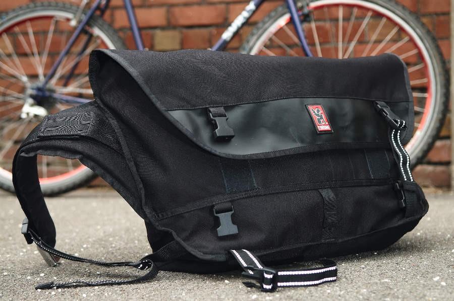 Chorme Metropolis Messenger Bag
