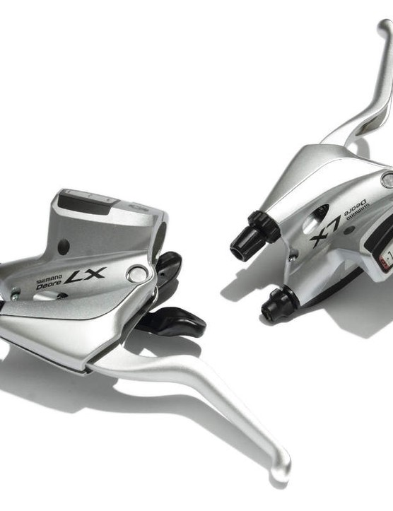 2009 LX Brake/Shifter Combo