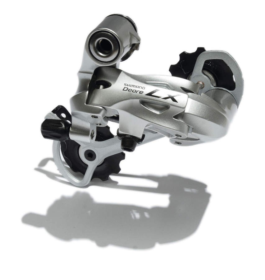 Shimano Deore LX 2009 groupset...