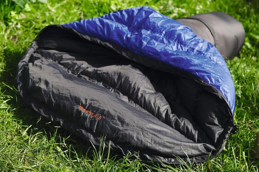 OMM Mummery 0.5 Sleeping Bag