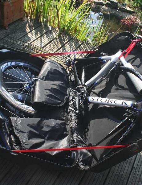 Scicon Aerotech Evolution Bike Bag