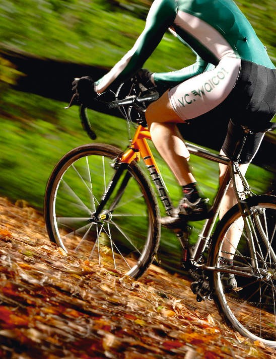 The Litespeed CX's  steering is precise and predictable
